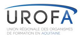 UROFA - Union Régionale des Organismes de Formation d'Aquitaine